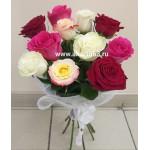 Розы микс-2